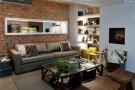 Decorações rústicas para sala de estar