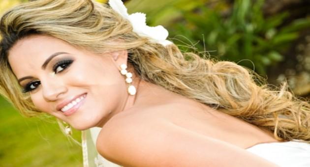 Cortes e penteados para noivas 2015
