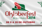 Oktoberfest 2014 datas e local