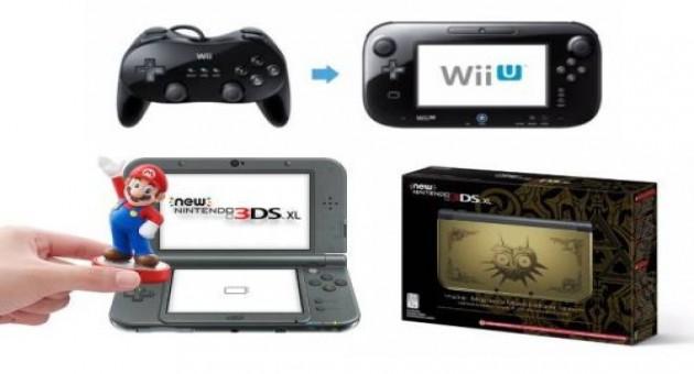 Novidades da Nintendo para 2015