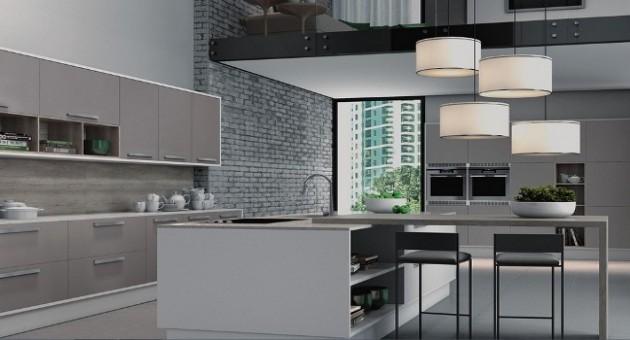 Modelos de cozinhas planejadas 2015