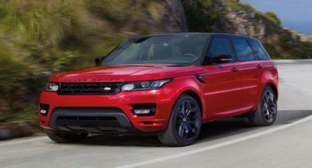 Novo Range Rover Sport HST, preços e fotos