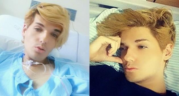Morre Ken humano brasileiro e seu sonho de beleza