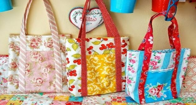 10 ideias para aproveitar retalhos de tecidos