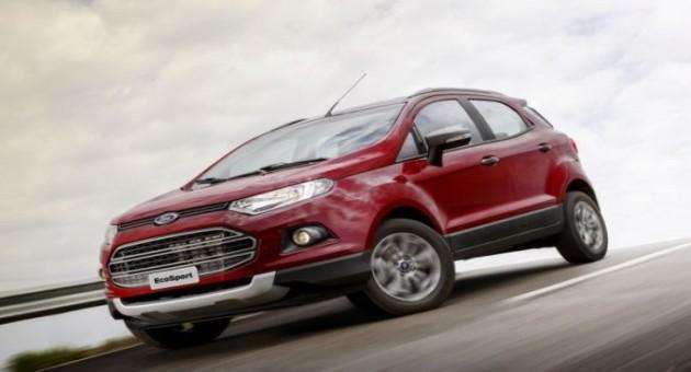 Novo Ford EcoSport 2016 1.6 Automático, fotos, preços