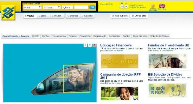 aplicativo conta banco do brasil