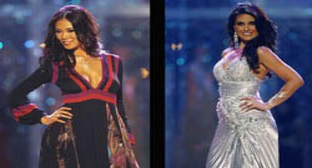 O Encontro da Miss Brasil E Miss Universo