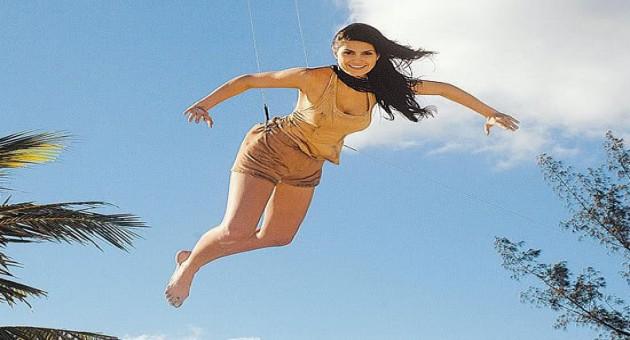 Natália Guimarães: Mulher-Aranha em Caminhos do Coração